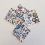 Blue Blooms Front | Coasters | ella & jaks