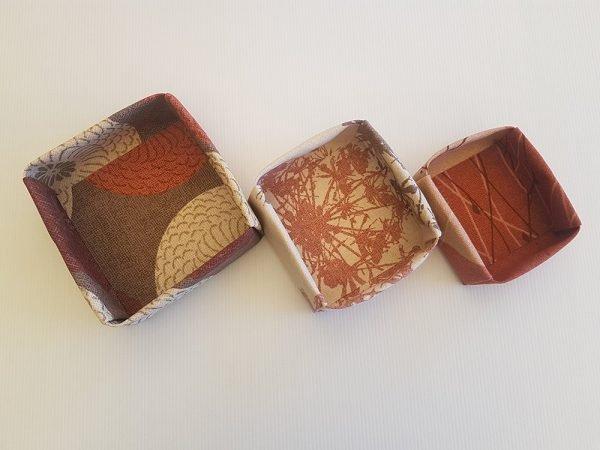 Burnt Sunset Set of 3   ella & jaks   Handmade Designs for your Home