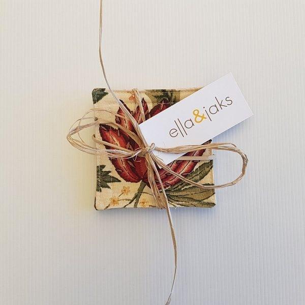 Cream Blooms Set | Coasters | ella & jaks
