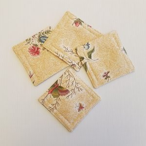 Floral Bouquet Back | Coasters | ella & jaks
