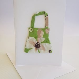 Lime Orchid Handbag Card | ella & jaks | Handmade Designs for your Home
