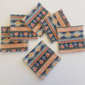 Tribal Blue | Coasters | ella & jaks