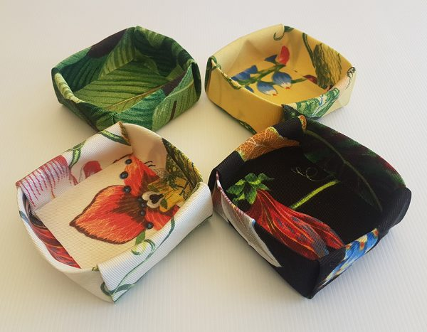 Tropicana Fabric Boxes | ella & jaks | Australian Handmade Homewares