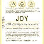 Joy Roller Blend Label ella & jaks